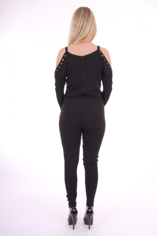 G.sel jumpsuit open-shoulders SFILATA