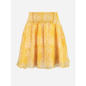 Nikkie N.3-016.2002301232 Roi skirt in yellow