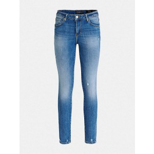 Guess W94A99D3PY0 blue used jeans