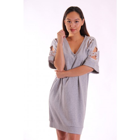 Sweaterdress van Supertrash