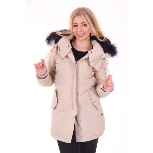 Nickelson parka