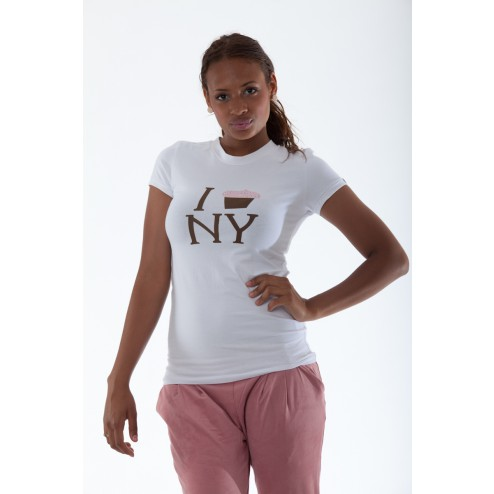 I love NY van Jacky Luxury