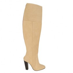 So Jamie overknee boots Business in beige