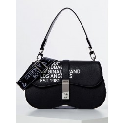 Guess Asher bag in zwart met logo print