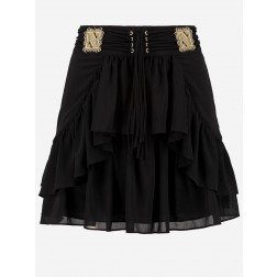 Nikkie N.3-277.2005  Siva Skirt laced in black