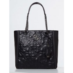 Guess New wave shopper zwart