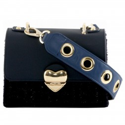 Valentino VBS3KC02 guitar bag in navy