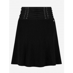 Nikkie N7-395 2005 Kris stretch skirt - laces