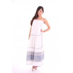 Kocca Charon dress in wit