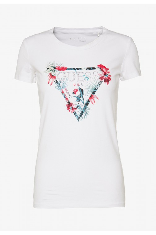 Guess Lory t-shirt - tropical