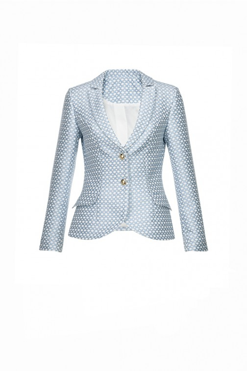 4Lyam Brooklyn blazer in blue