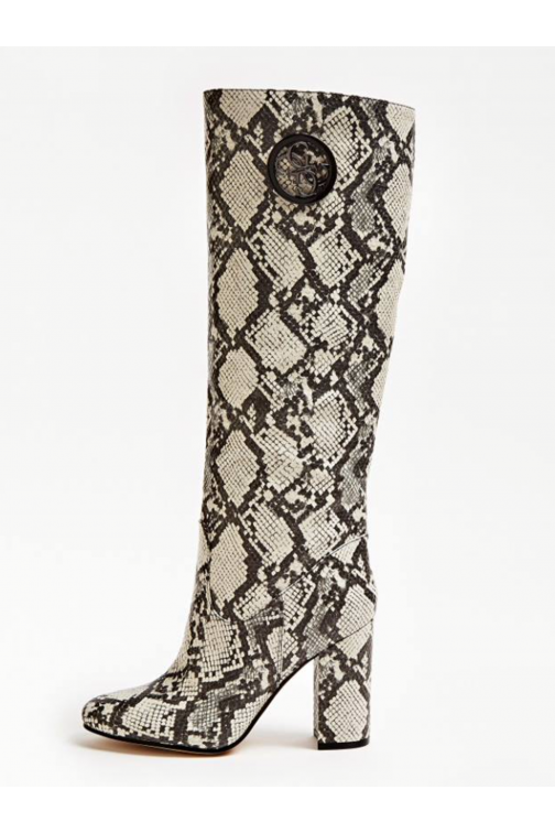 Guess snake Lemmie boots