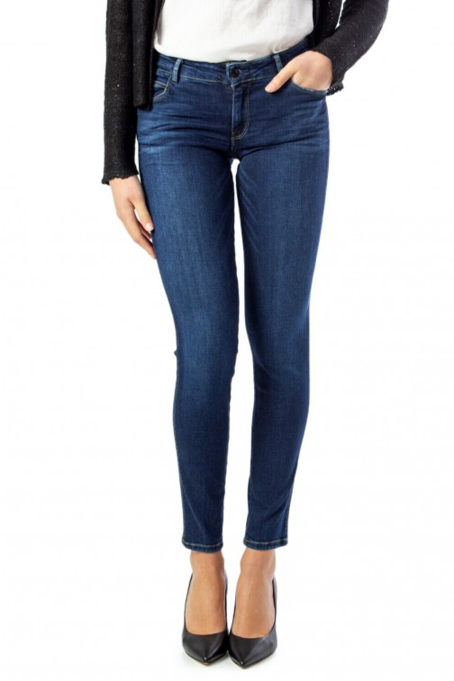 Guess Ultra Curve jeans met strass