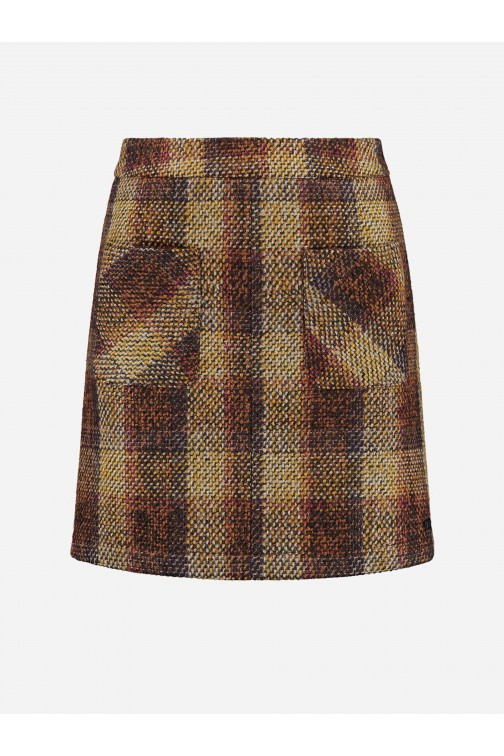 Nikkie Skirt - Nikita checkered