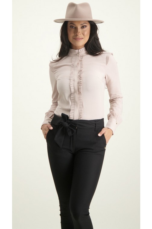 Its Given Linda blouse in cream