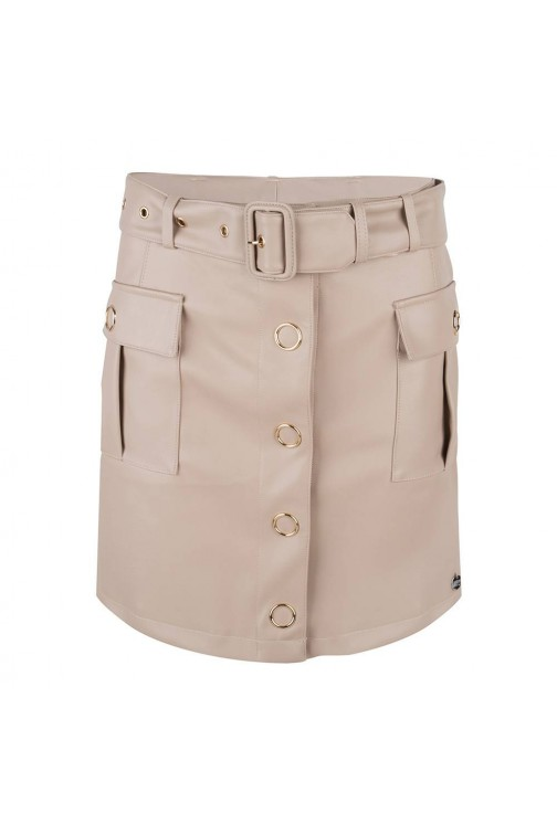 Jacky Luxury rok - faux leather