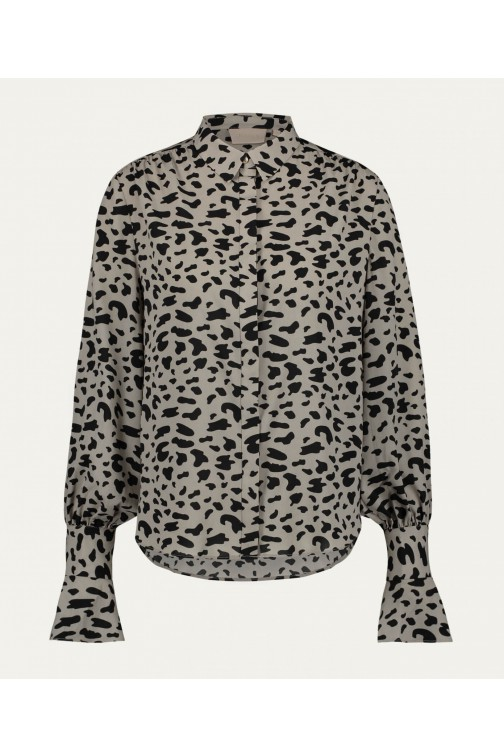 Josh V Christine blouse in jaguar