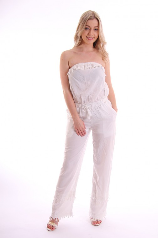 Jacky Luxury wit jumpsuit - lace