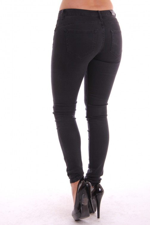 Supertrash jeans Pacey in black used