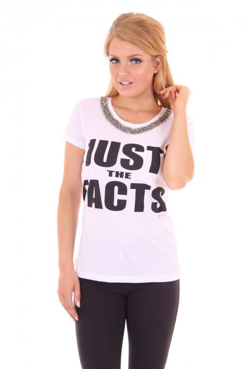 Relish t-shirt: Just the facts