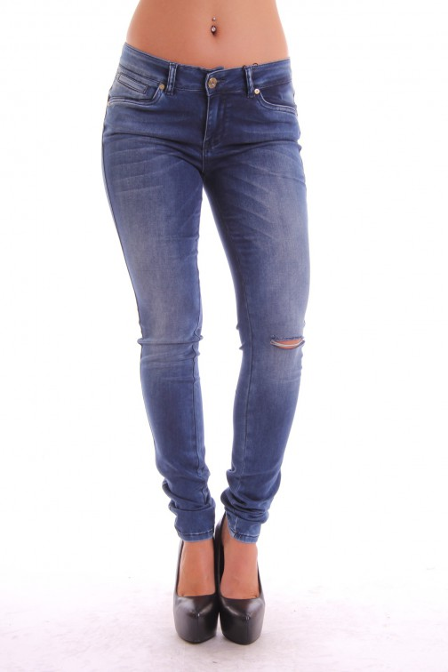Supertrash jeans Pacey in random blue