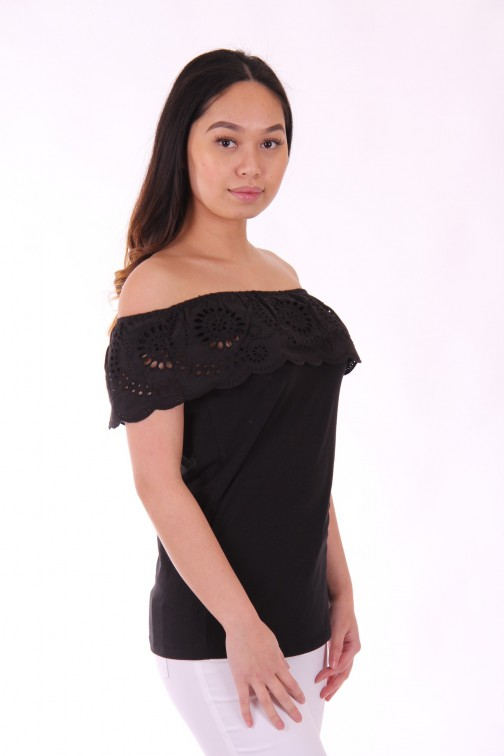 Liu Jo top in off-shoulder model