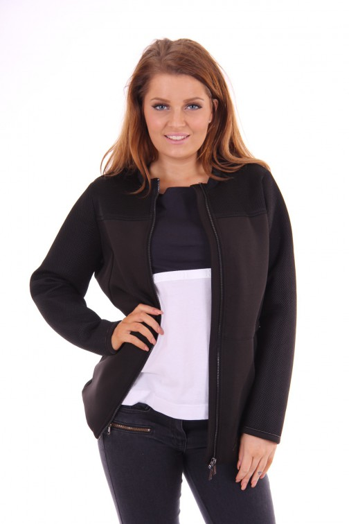 Nickelson jacket Yanaika black