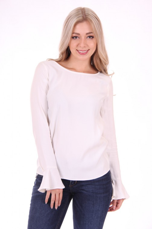 Supertrash top Blair - wit