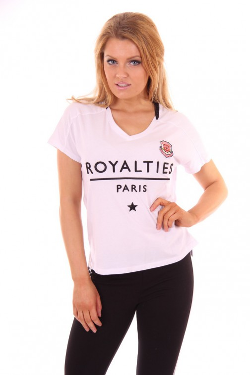 Silvian t-shirt Royalties Paris
