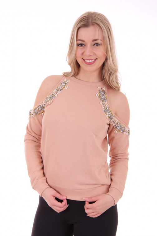 Josh V sweater Livie in pink