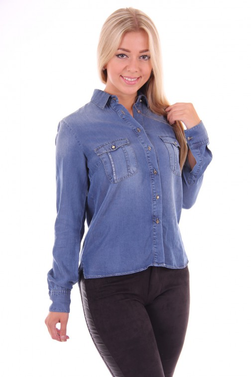 Kocca denim blouse