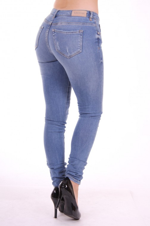 Supertrash jeans Paradise in sateen