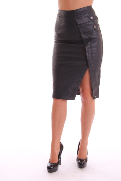 Josh V Bridget pencil skirt snake