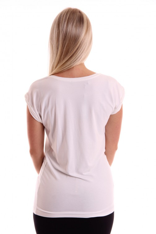 Supertrash Shirt Adventures white