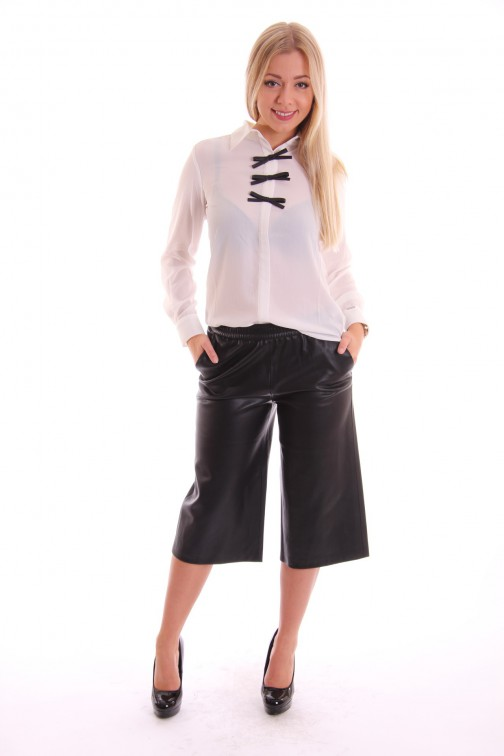 Supertrash Culotte Pine in zwart
