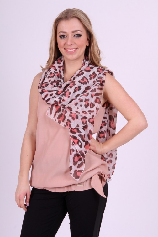 Jacky Luxury scarf in animalprint