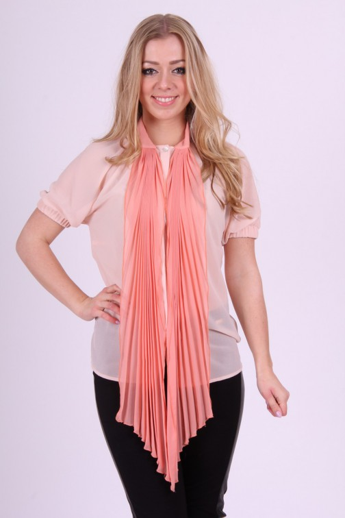 Benedikte Utzon blouse in roze