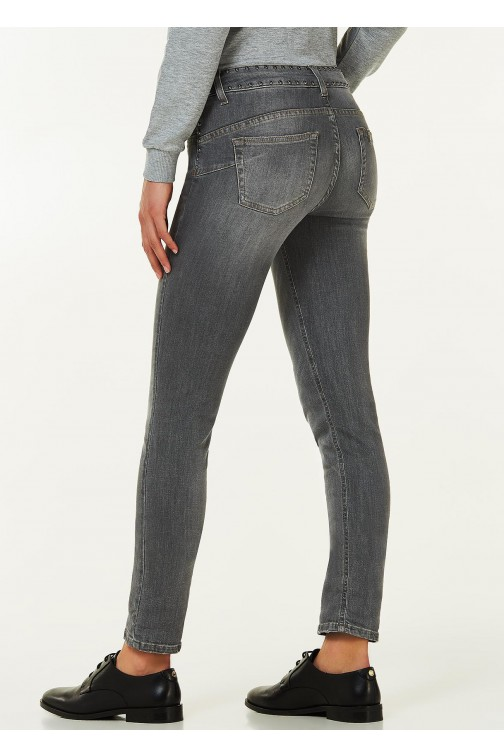 LIU JO jeans in grijs Magnetic