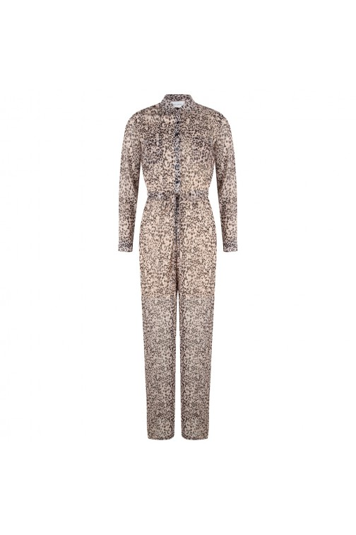 Jacky Luxury leopard jumpsuit