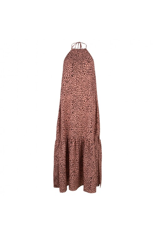 Jacky Luxury leopard maxidress