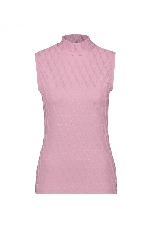 Josh V Tandil top in pink
