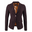 Its Given Rusty blazer - black