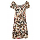 Liu Jo FA0029 J5959 leopard dress multicolored