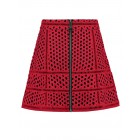 Nikkie Rona skirt red
