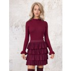 Kim Strijd KS-1905-06 Toby top wine red
