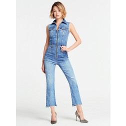 Guess Tina denim jumpsuit