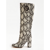Guess snake boots